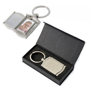 Photo Frame and Mirror Keyring