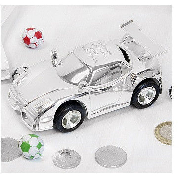 Racing Car Money Box