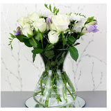 Sentiments Glass Vase