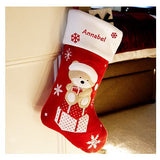 Teddy Stocking