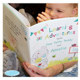 Tiny Tatty Teddy Learning Adventure Book