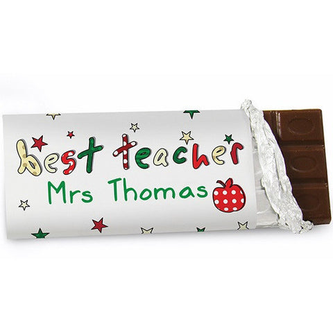 Teacher Chocolate