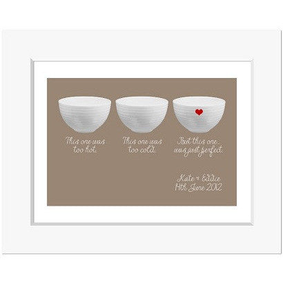 Personalised Love Prints