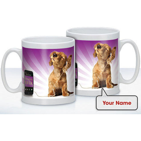 iDog - Personalised Mug
