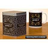 Personalised Tea - Traditional Design