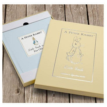 Personalised The Peter Rabbit Little Guide to Life