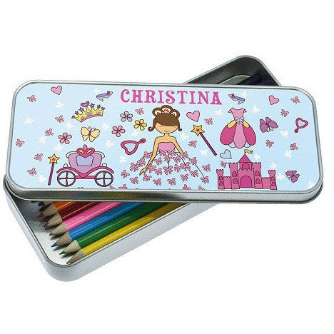 Personalised Pencil Case (Various designs)