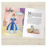 The Princess and The Pea Personalised Fairy Tale Book