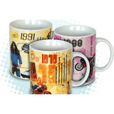 The Classic Years Mug Collection
