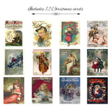 Vintage Illustrated London News Christmas Gift Pack