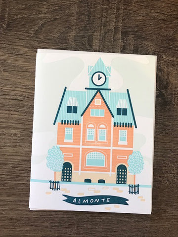 BY Historic Charm Card