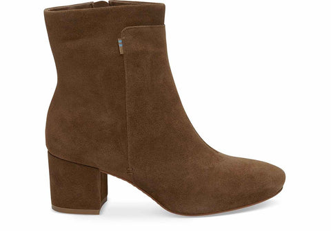 Evie Suede Boots