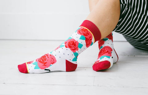 Womens True Love Socks