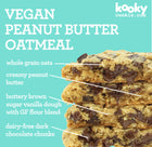 Peanut Butter Oatmeal Chocolate Chunk  GF/VG (2 PCS)