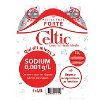 Pack Celtic Forte 1.5L Pet