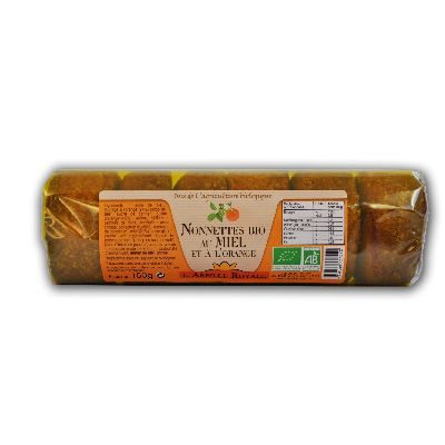 Nonnettes Miel Orange 150G