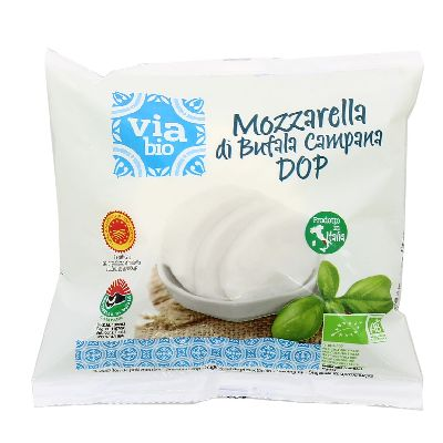 MOZZARELLA DI BUFFALA DOP 22% MG 125G
