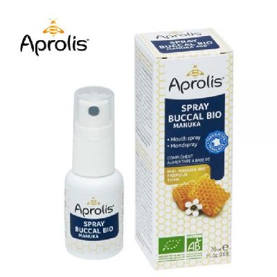 SPRAY BUCCAL MANUKA 20ML