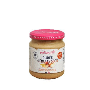 PUREE 4 FRUITS SECS 200G