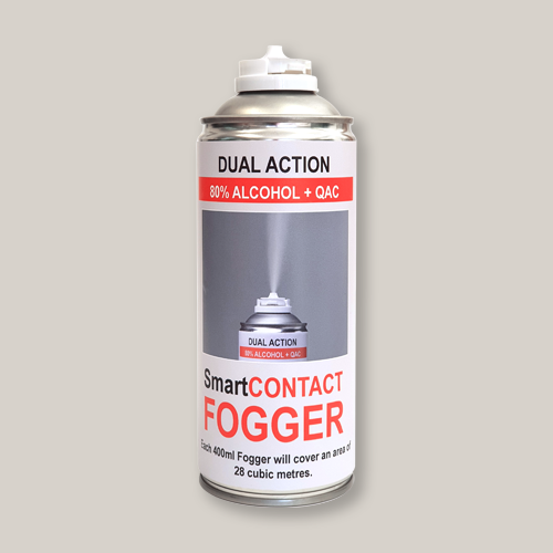 SmartCONTACT Disinfectant FOGGER 400ml - SmartWorks