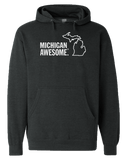 Michigan Awesome Hoodie