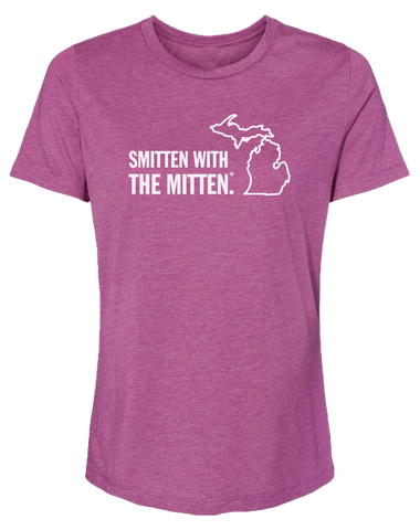 Smitten with the Mitten Women's Relaxed Fit T
