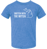 Smitten with the Mitten Kids T-Shirt