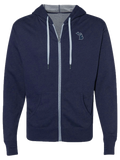 Michigan Patch Zip-Up Hoodie