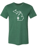 Golf Michigan Unisex T-Shirt