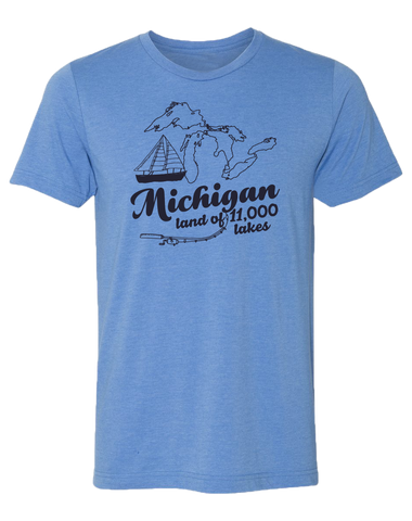Land of 11,000 Lakes Unisex T-Shirt
