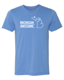 Michigan Awesome Unisex T-Shirt