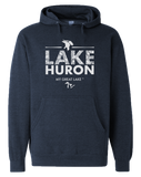My Great Lake Huron Hoodie