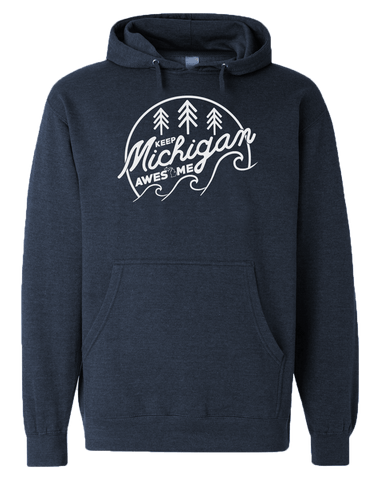 Keep Michigan Awesome Hoodie