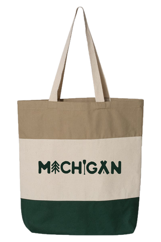 Michigan Outdoors Tote