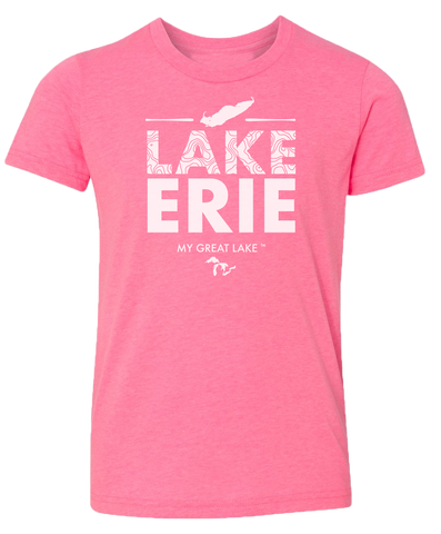 My Great Lake Erie Kids T-Shirt