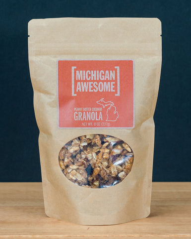 Peanut Butter Coconut Granola (CASE OF 12)