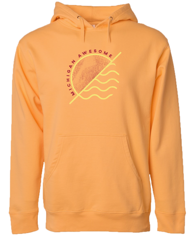 Sun and Waves Hoodie