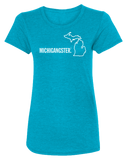 Michigangster Women's Scoopneck T
