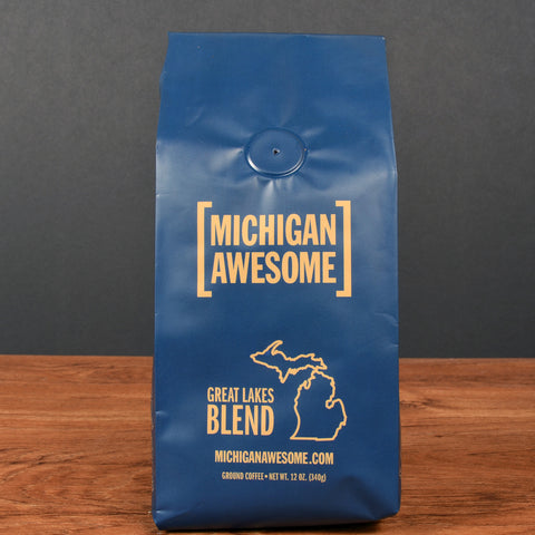 Great Lakes Blend Coffee (CASE OF 12)