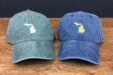Mini Michigan Dad Hat