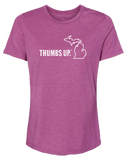 Thumbs Up Women's Relaxed Fit T