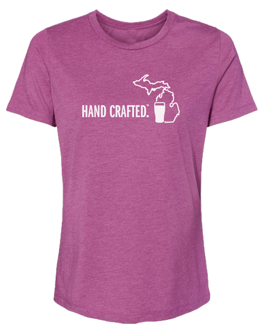 Hand Crafted Women's Relaxed Fit T
