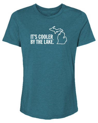 Cooler by the Lake Women's Relaxed Fit T