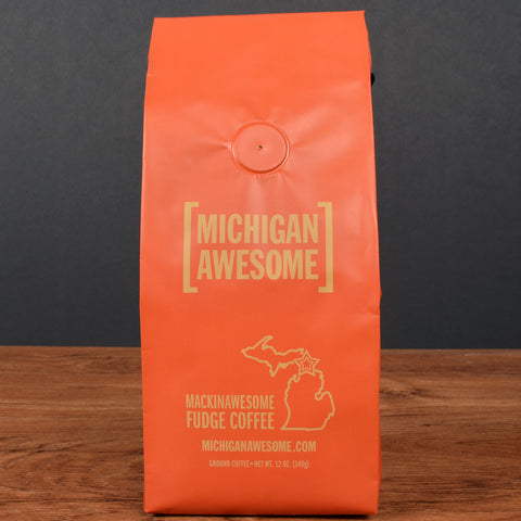 Mackinawesome Fudge Coffee (CASE OF 12)