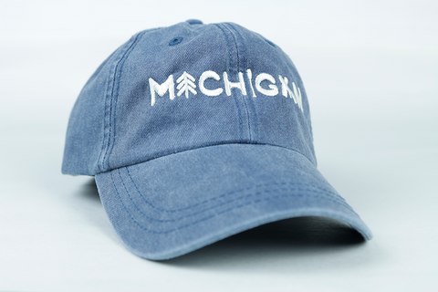 Michigan Outdoors Dad Hat