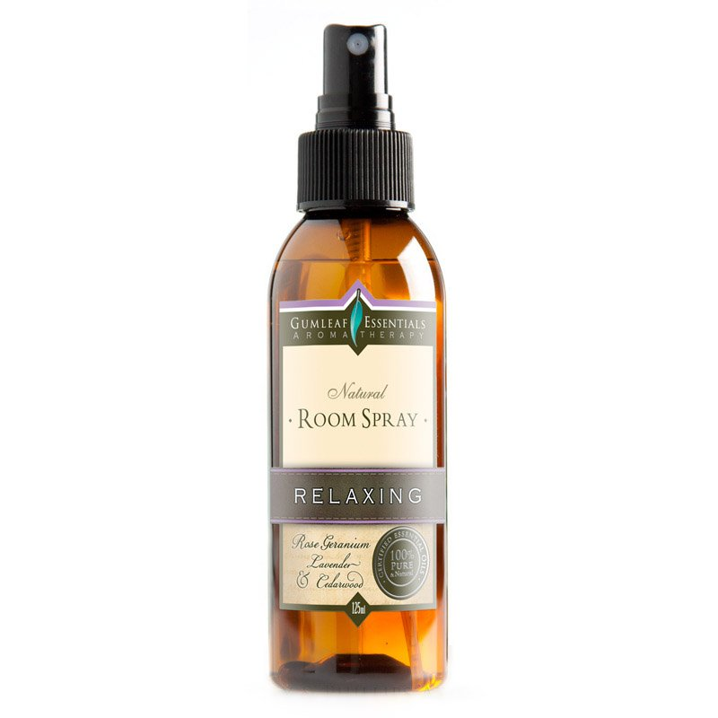 Gumleaf Essentials Natural Room Spray - Relaxing