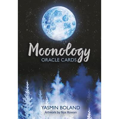 Moonology Oracle Cards; Yasmin Boland