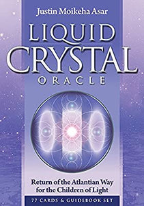 Liquid Crystal Oracle; Justin Moikeha Asar