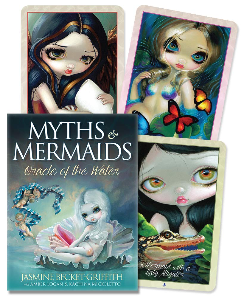 Myths & Mermaids, Oracle of the Water; Jasmine Becket-Griffith