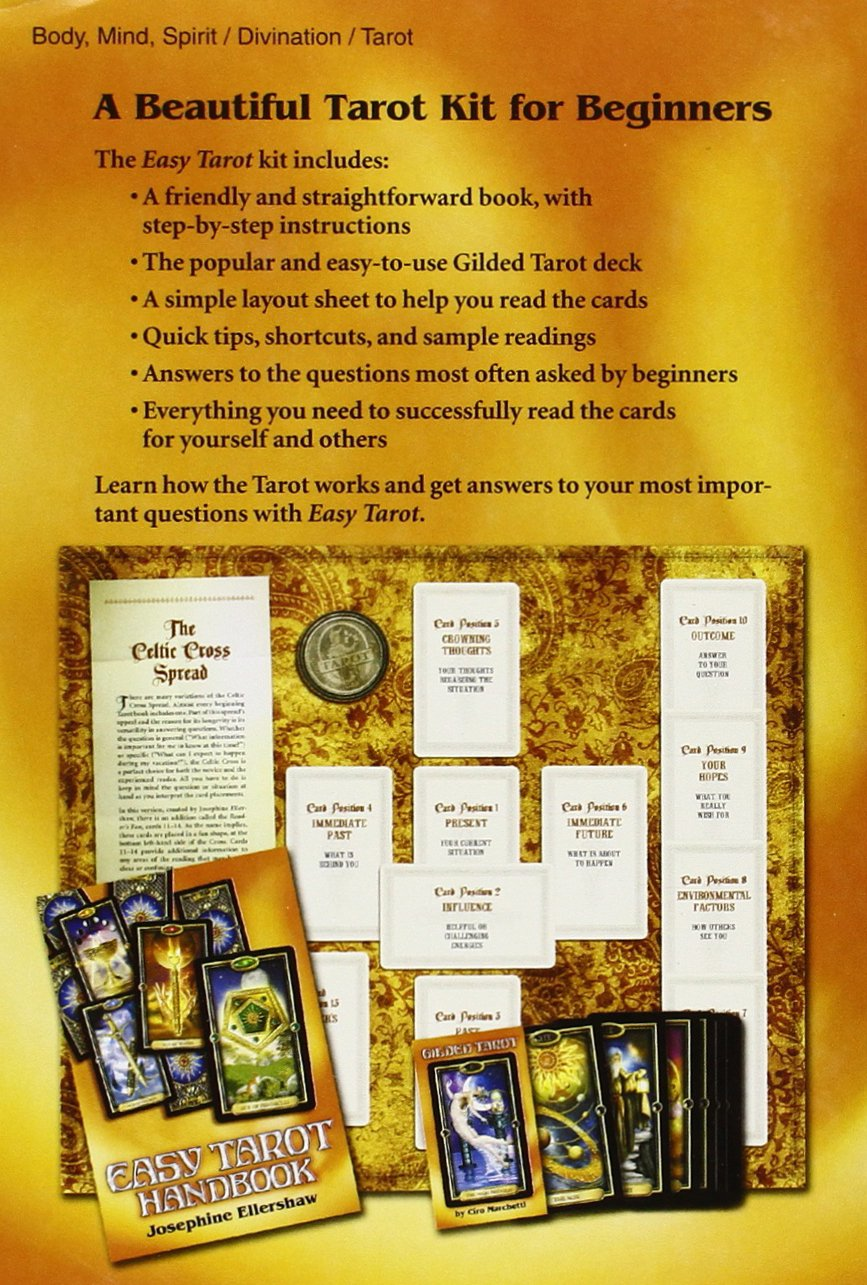 Easy Tarot, Learn to Read the Cards Once and For All!